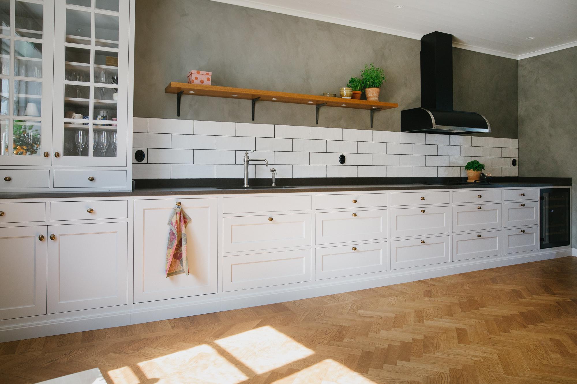 tidlöst kök, genuina material, visby kök, kök Gotland